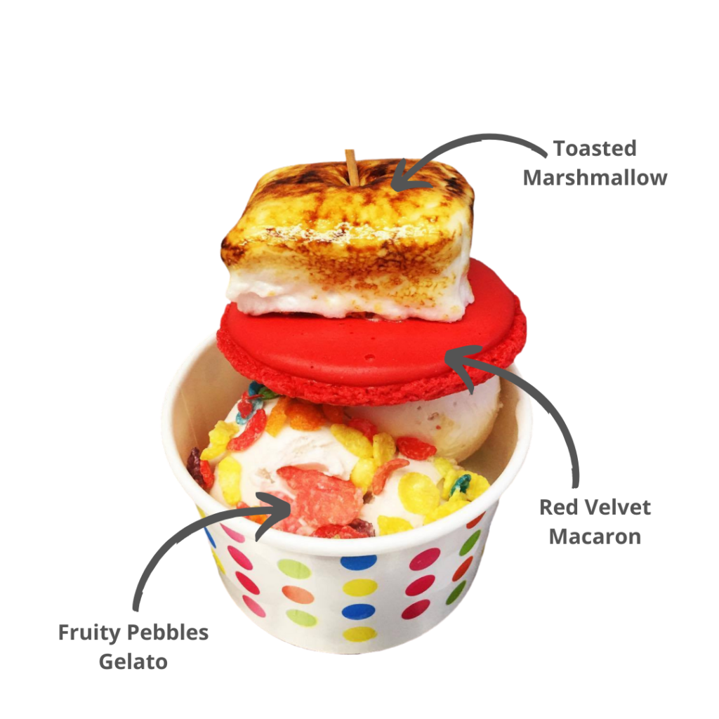 Fatty Daddy's Cookie Cup
